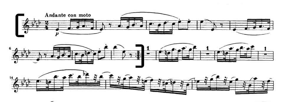 Mozart 39 mvt 2-1