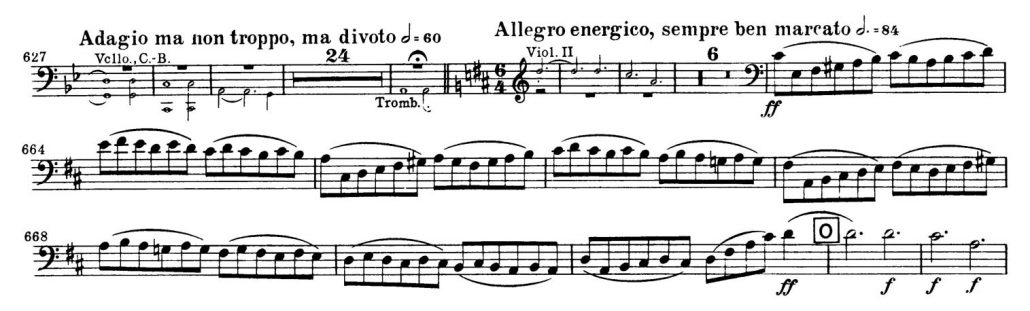 Beethoven_Symphony_No_9_Bassoon orchestra audition excerpt 2