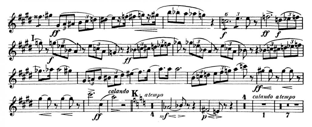 Strauss_Don_Juan_Oboe symphony audition excerpts