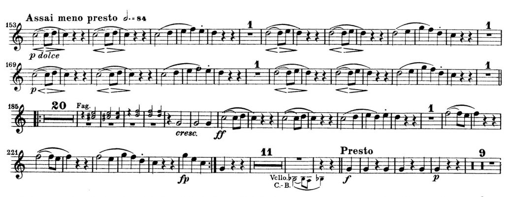 beethoven_symphony_no_7-orchestra-audition-excerpt-horn-3a