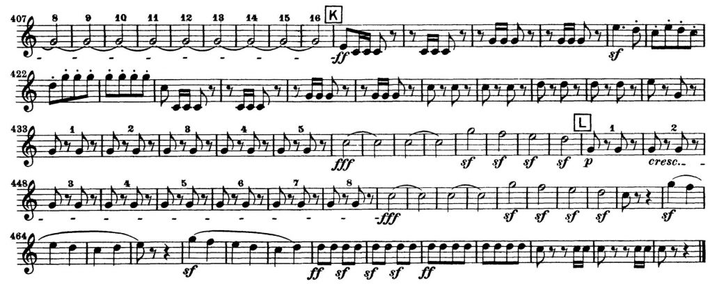 beethoven_symphony_no_7-orchestra-audition-excerpt-horn-4a