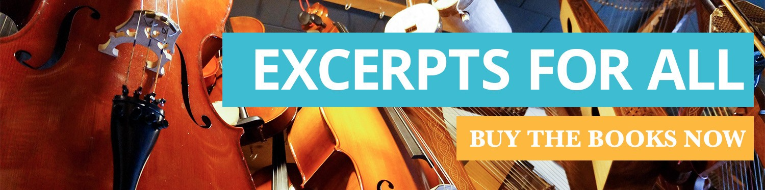 Orchestra Excerpts - Study Audition Excerpts and Win