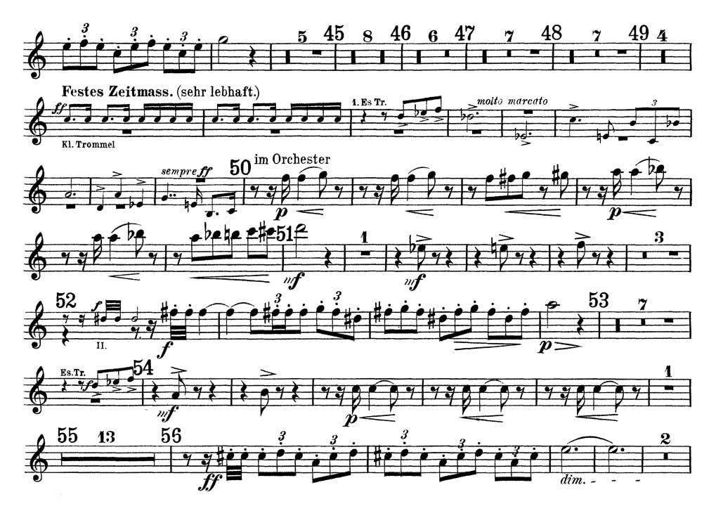Trumpet: R. Strauss: Ein Heldenleben (5 Excerpts) - Orchestra Excerpts